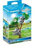 PLAYMOBIL Family Fun   2 Koala's met baby (70352)