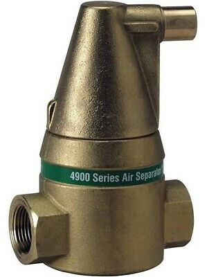 Taco Air Eliminator 1 14 Npt - Replaces Honeywell Pv125 Supervent 1 14