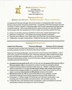 New Year, New Career!  Certified Resume Writing Services Windsor Region Ontario image 5