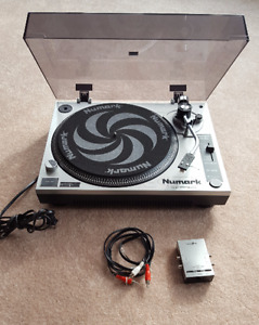 Numark TT-1510 Turntable - Belt Drive