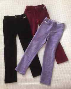 NEW & LIKE NEW SIZE 6 GIRLS' CALVIN KLEIN JEANS!! Peterborough Peterborough Area image 1
