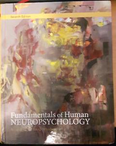 Fundamentals of Human Neuropsychology (7th edition)
