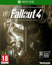 New Xbox One Fallout 4