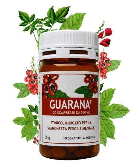 Guaranà 100 compresse da 550 mg - Salus in erbis -