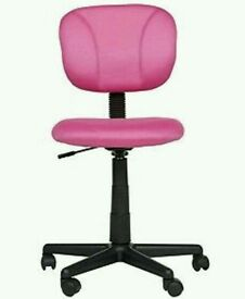 Office chairs pink colour available