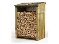 Log Store for sale (new, no longer needed)