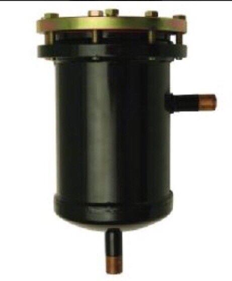 """NEW Danfoss DCR-0487s Eliminator Filter Dryer Assembly; Shell & Top, 7/8"""" ODF"""