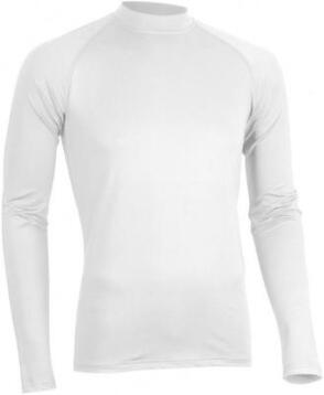 Avento thermoshirt base layer lange mouw heren wit maat M