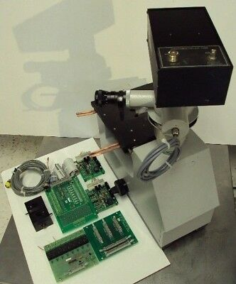 Zeiss Im Inverted Microscope Ni Brand Boards Uniblitz Shutters W Cables