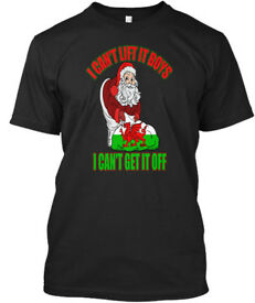 Mad Eddy Christmas T-shirt hand designed all sizes available