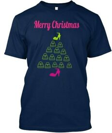 Shoe and Handbag Christmas T-shirt