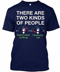 Brand new Car Lover tshirt