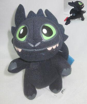 Mini Plüschtier zahnlos desdentao como trainieren Sie Ihren Drachen Fury Nacht- ()