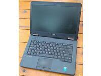 Dell Latitude E5440 laptop Nvidia GeForce GT720M 8gb ram 500gb hd Intel 3ghz x4 Core i5 4th gen CPU