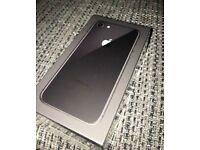 Apple iPhone 8 brand new box 64GB unlocked with receipt