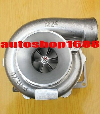 GT30 GT3076-2 T25 compressor A/R.70 A/R.86 water and oil 350-450HP turbo