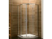 800 x 800 Quadrant Shower Door for £50