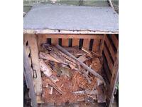 Large good quality waterproof Wood/Log Store