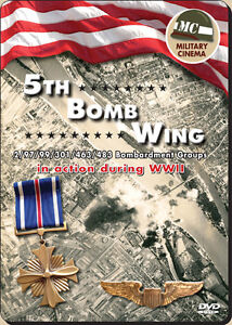15th Air Force - 5th Bomb Wing in World War II
