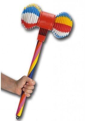Adults Squeaky Halloween Circus Carnival Clown Hammer Joker Fancy Dress Prop](Clown Hammer)
