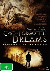 Cave of Forgotten Dreams = NEW DVD R4