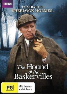 The Hound Of The Baskervilles (Tom Baker) DVD BRAND NEW SEALED