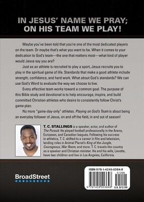 Playing on God's Team : 21-week Devotional for Building True Christian Athlet...