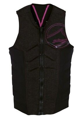 2018 LIQUID FORCE COMP VEST, GHOST COMP WAKEBOARD VEST - WOMEN'S Size Small