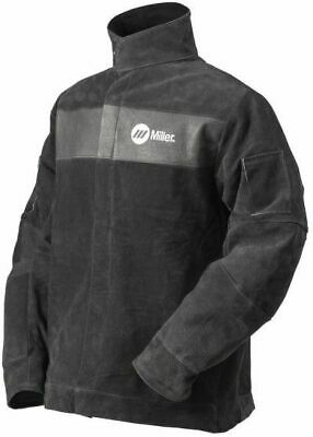 Miller Leather Welding Jackets Size 3xl Nwt