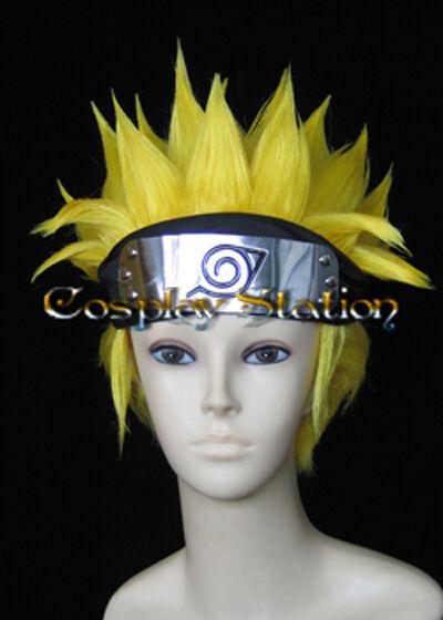 Naruto Uzumaki Cosplay Wig_commission236