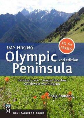 Day Hiking Olympic Peninsula : National Park, Coastal Beaches, Southwest Wash... Olympic Peninsula National Park