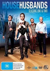 House Husbands: Seasons 1 - 2 DVD Box Set Region 4 New