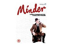 Minder complete collection