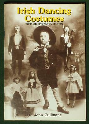 BOOK Irish Dancing Costumes History Gaelic traditional dress Scottish kilt stage (Costumes History)