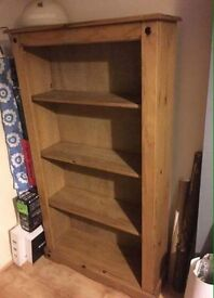 Wooden Book Case DROPPED PRICE