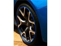 Alloy wheel protectors Vauxhall Corsa Astra Insignia VXR SRI CDTI GSI Focus Fiesta RS ST Mondeo