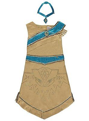 zessin Pocahontas Kostüm 3-10 (Pocahontas Kostüm Disney)