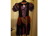 fancy dress Witches Outfit Bnwt. £10 Ono size 11-12 Yr Old