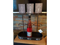 NEW wine rack, wine holder