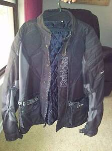 Mens DriRider Motorcycle Jacket Withcott Lockyer Valley Preview