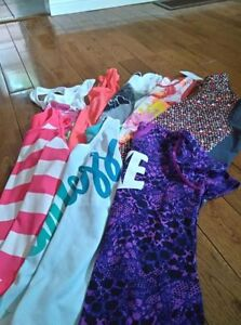 Girls size 7/8 Tank Top Lot - $12 takes them ALL!