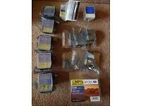 Epson stylus printers cartridges T036 black and T037 colour C42 C44 C46 AND UX S SX SXU PLUS +