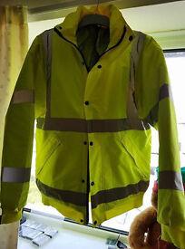 High Viz jacket