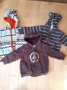Boy's 12 month clothing