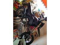 Generic trigger sm 50cc #stripping for parts#
