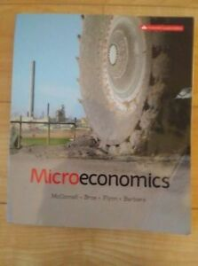 Text book Principles of Microeconomics