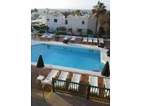 1 week in Lanzarote for 6 people - 15th Feb 2018 - £500offers