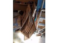 CARDBOARD STRONG MOVING BOXES