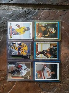 Vancouver Canucks Rookie Card Package
