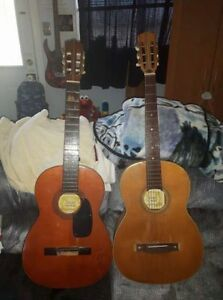 Suzuki Acoustic Guitars 70s